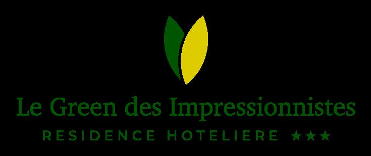 Logo du Green des Impressionnistes