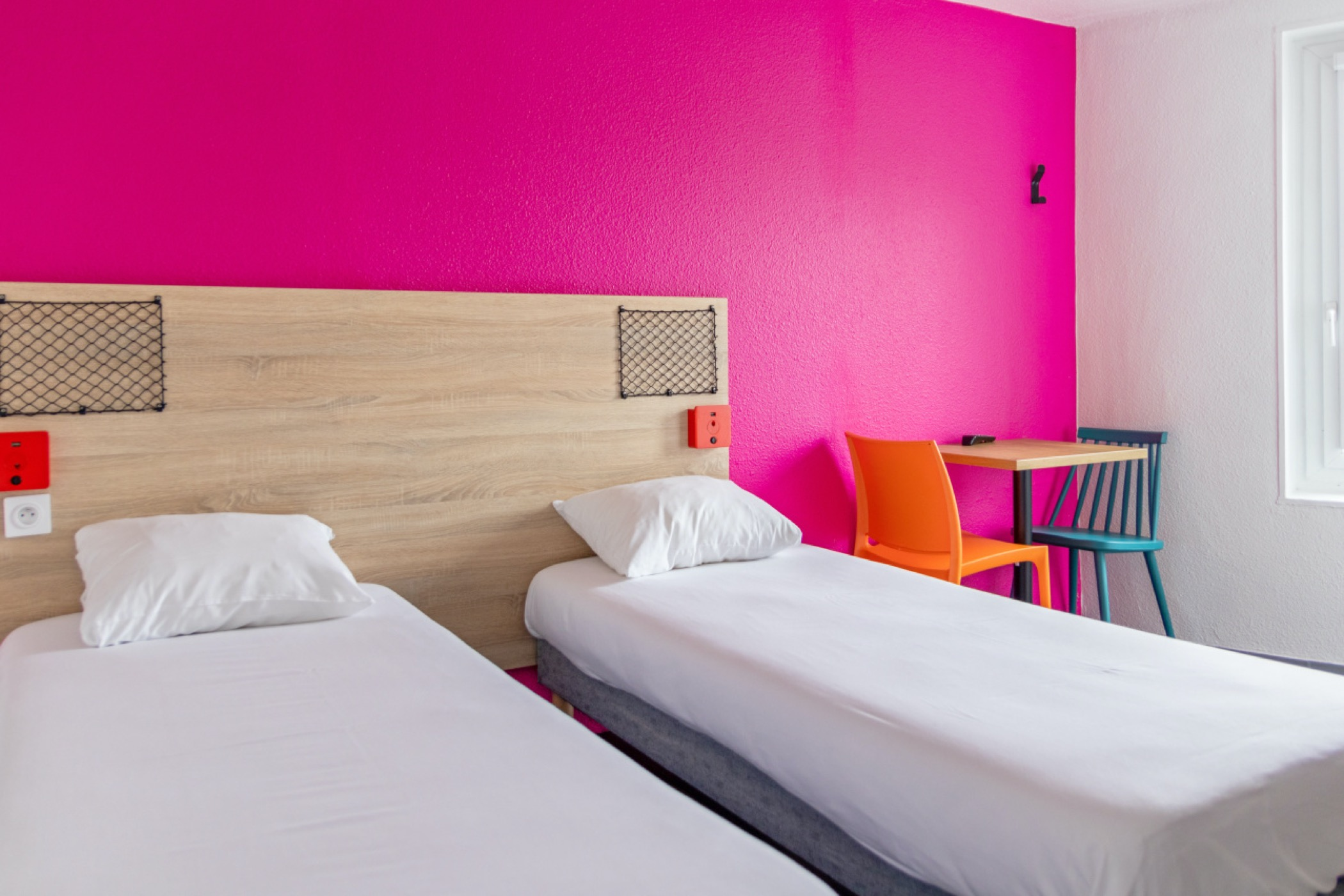 Chambre HotelF1 Cergy-Pontoise