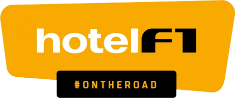 Logo HotelF1