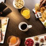 Petit déjeuner Ibis Cergy-Pontoise Le Port