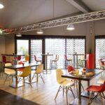 Salle de petit déjeuner Ibis Cergy-Pontoise Le Port